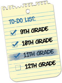 Junior to-do list