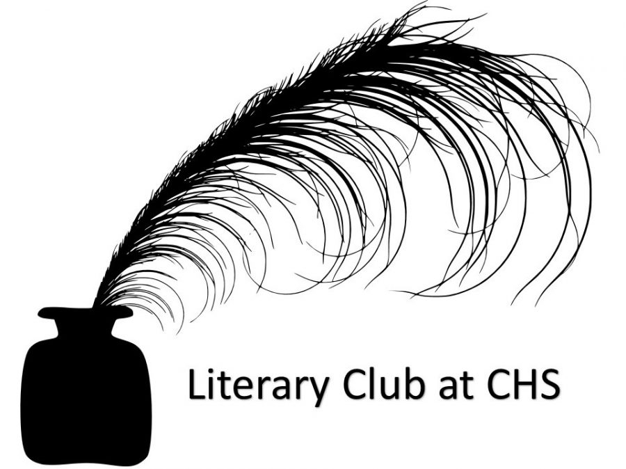 Literary+Club+re-emerges