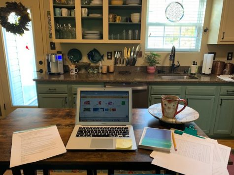 CHS Students Share Their Favorite Things About Working From Home