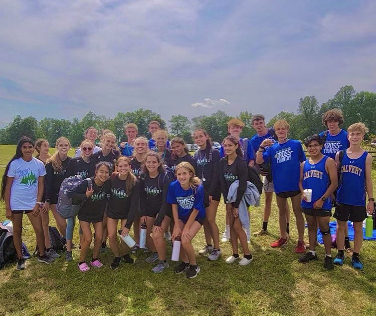 CHS Cross-Country Athletes Excel at Oatlands Invitational
